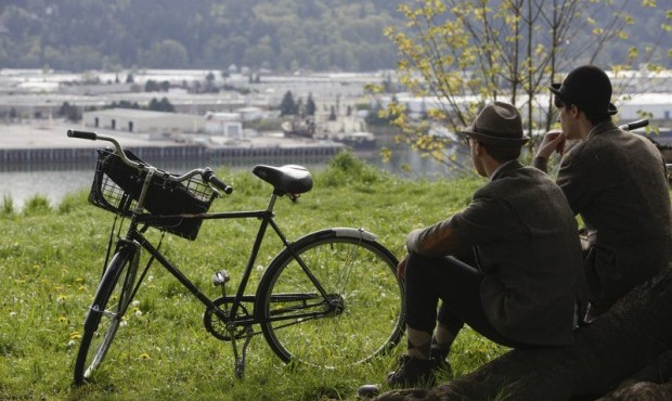 A Tweed Ride 2015 report from the Oregonian, no less.