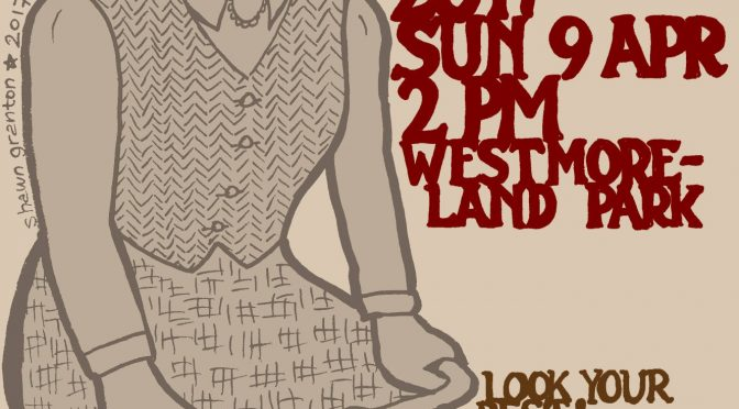 Art for Portland Tweed 2017 (finally!)