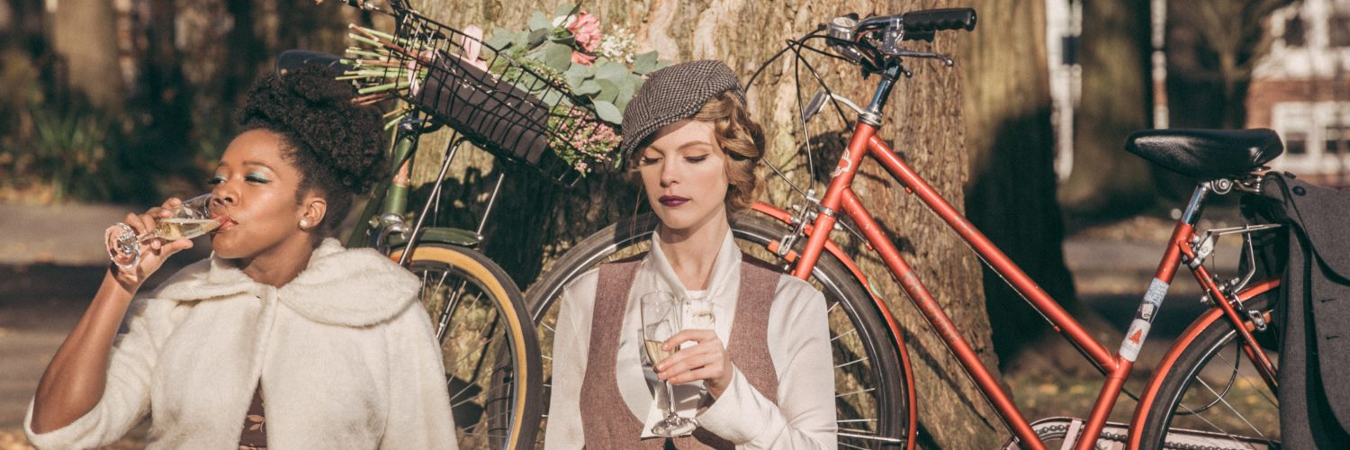 Portland Tweed Ride 2019